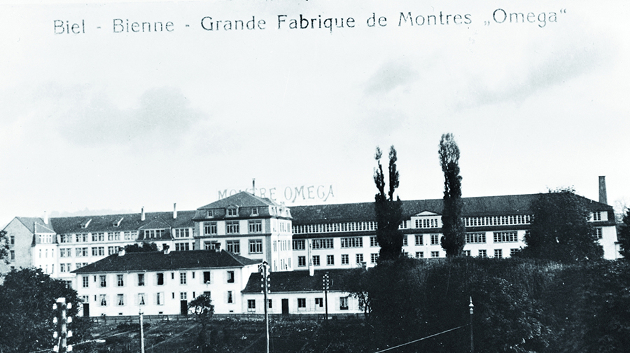 1910 the factory in 1910 w