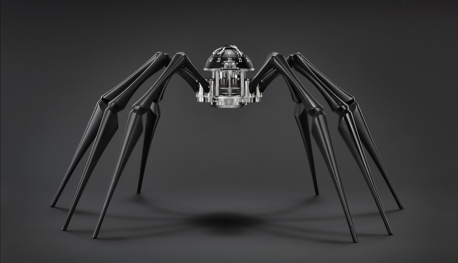 Arachnophobia Black Profile preview Web