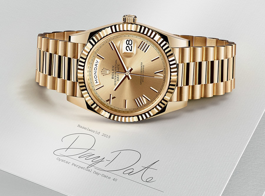 9090classic watches day date yellow gold 0001 1200x1100