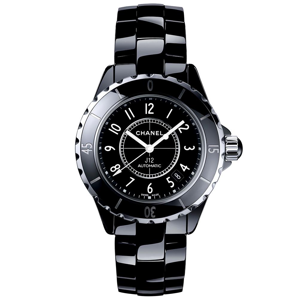 chanel j12 38mm black ceramic steel ladies automatic watch p8957 14404 image.jpg