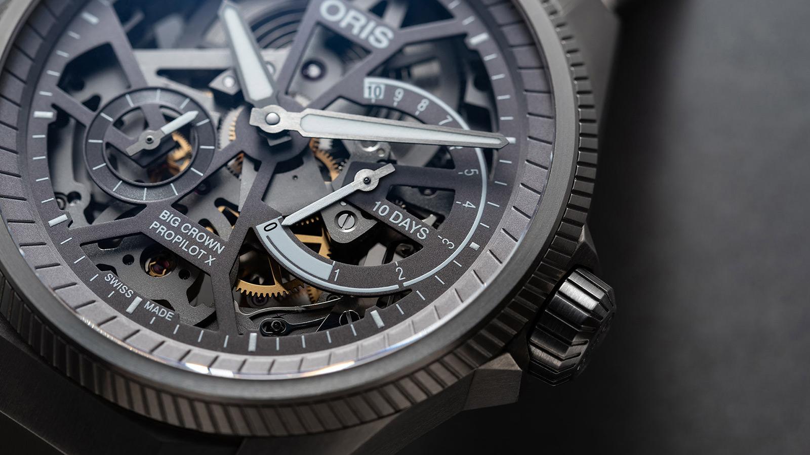 แนะนำ 4 นาฬิกา Oris เพื่อผู้ชายสายเท่.. แบบคุณ