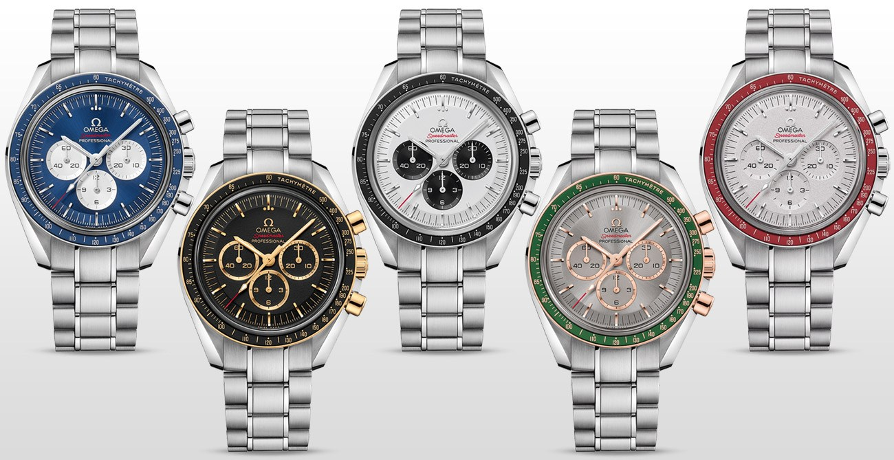 Omega Speedmaster Moonwatch Professional Tokyo 2020 Limited Edition Olympics aBlogtoWatch 001