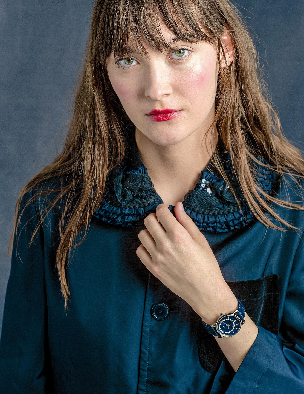 Rado DiaMaster Diamonds Blue Leather 2