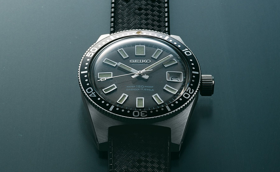 1965 Seikos first divers