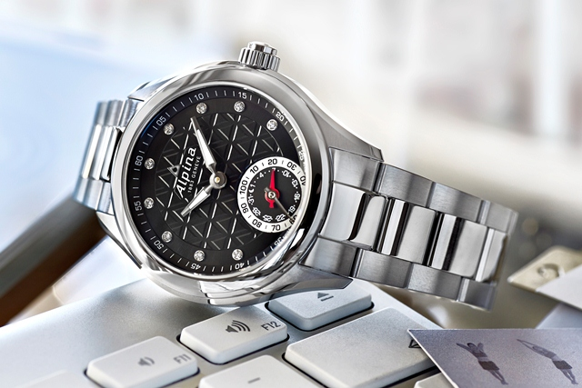 AL Horological Smartwatch AL 285BTD3CD6 3