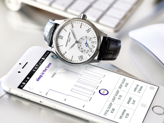 FC Horological Smartwatch FC 285S5B6 01