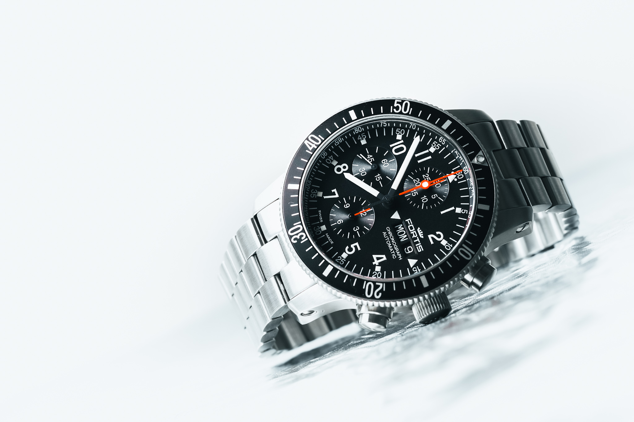 fortis b42 official cosmonauts chronograph abtw 1