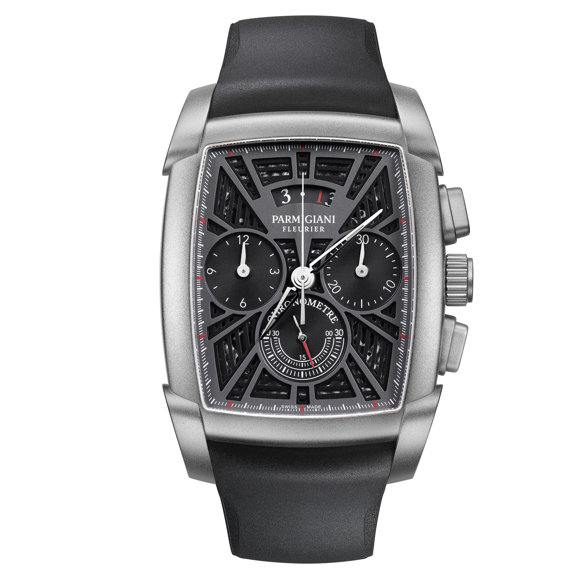 pictures hi res chronometre titanium