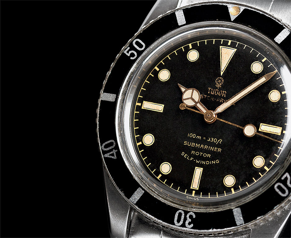 02 1954 TUDOR OYSTER PRINCE SUBMARINER 7922 img 01