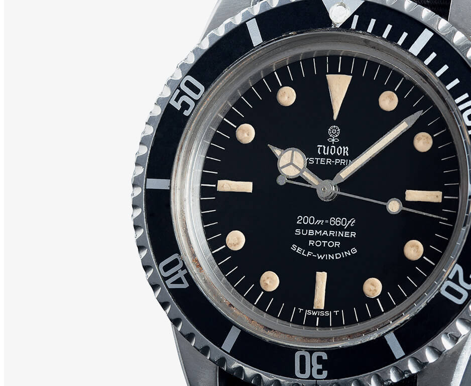 02a 1964 TUDOR PRINCE SUBMARINER US NAVY 7928