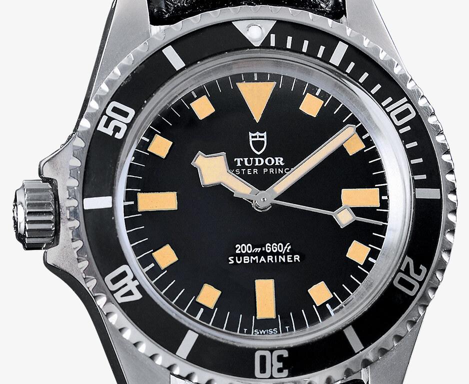 05a 1981 TUDOR OYSTER PRINCE SUBMARINER LEFT HAND 94010
