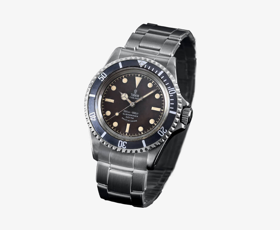 10 1964 TUDOR OYSTER PRINCE SUBMARINER TROPICAL 7928 img 02