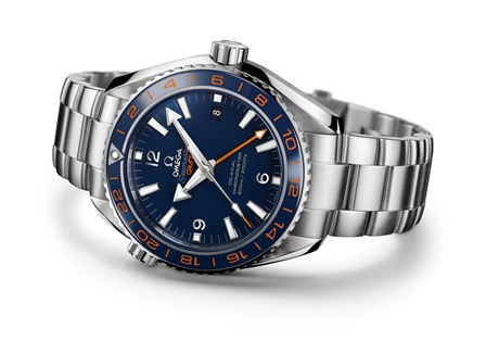 BASELWORLD2013 Seamaster PO GoodPlanet 232.30.44.22.03.001 white background